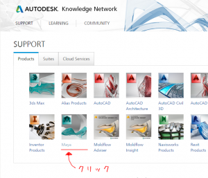 Autodesk Knowledge Network